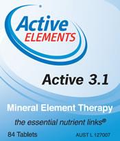 active elements 3.1