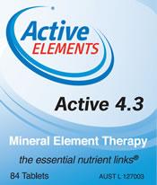 active elements 4.3