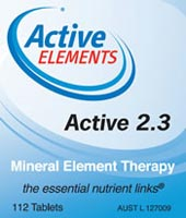 active elements 2.3