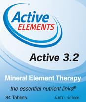 active elements 3.2